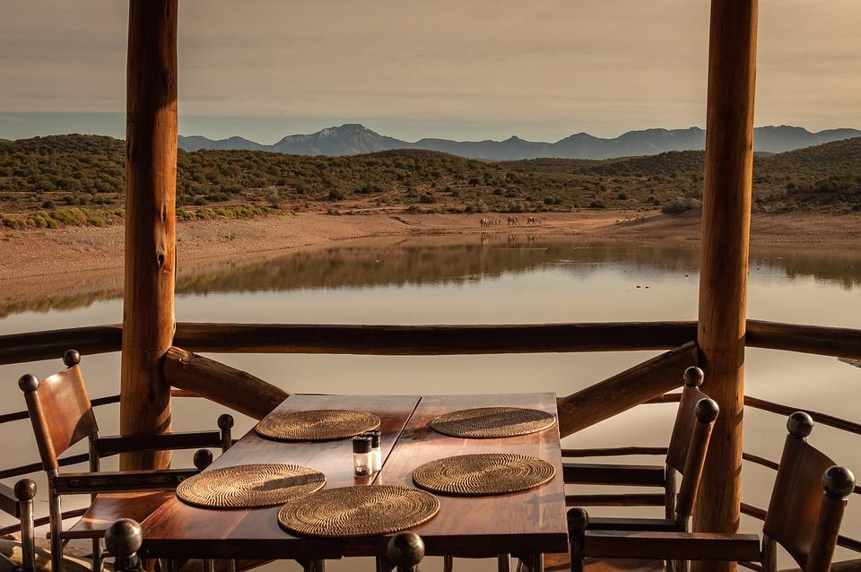 Lodge de Namibie
