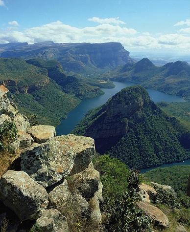 Blyde River Canyon dans le circuit avec le train African Explorer