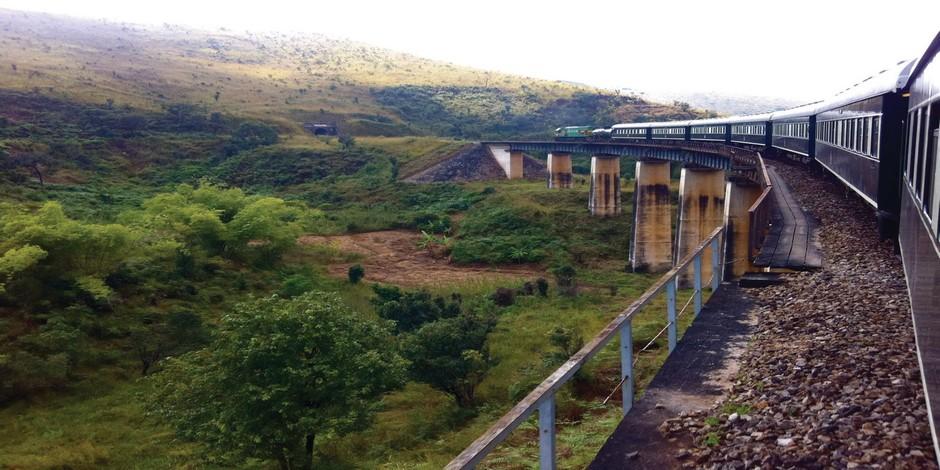 Sur un pont