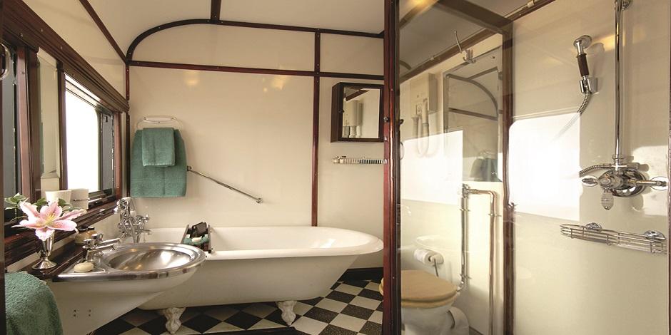 Salle de bain Suite Royale