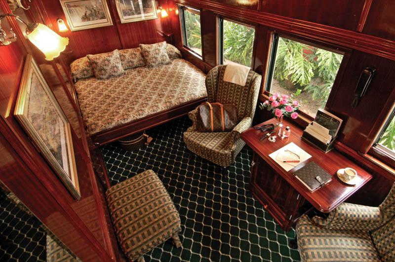 Suite Royale avec grand lit double