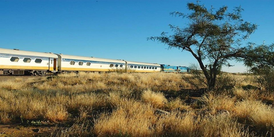 Train African Explorer en Namibie