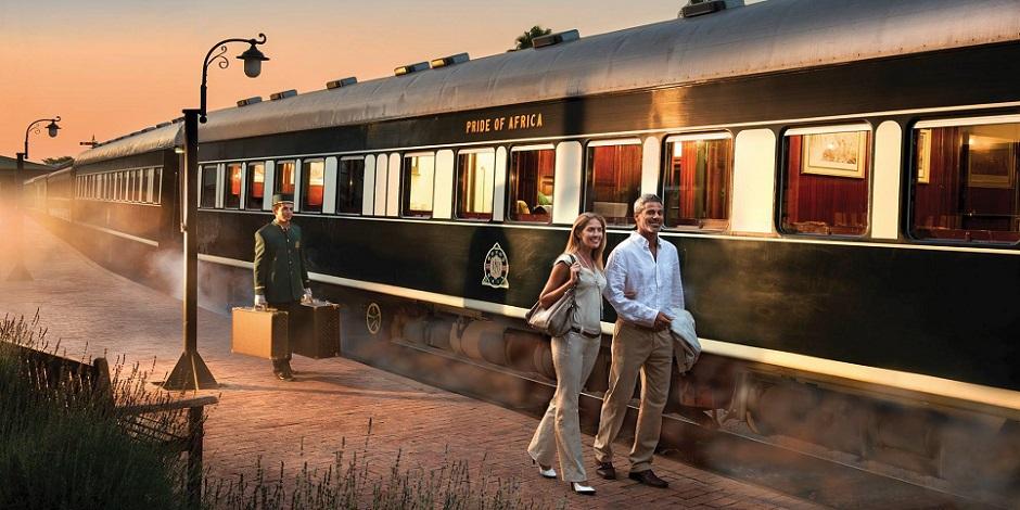 Train Pride of Africa